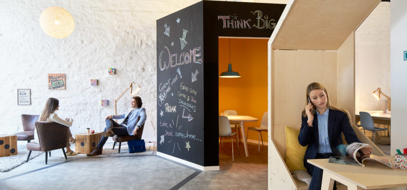 Beehive, Co-Working Space