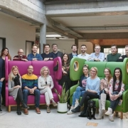 The startups from the next media accelerator
