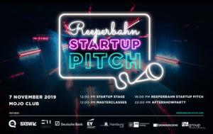 Startup Pitch 2019